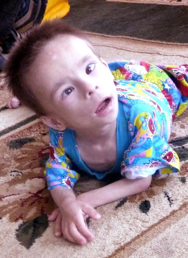 SASHA for the Robertson family — SC|Reece's Rainbow Adoption Grant ...
