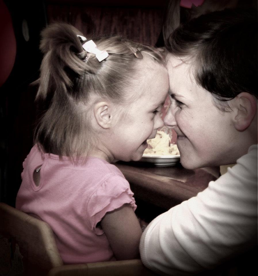 Charlotte and Mama (7.19.12)