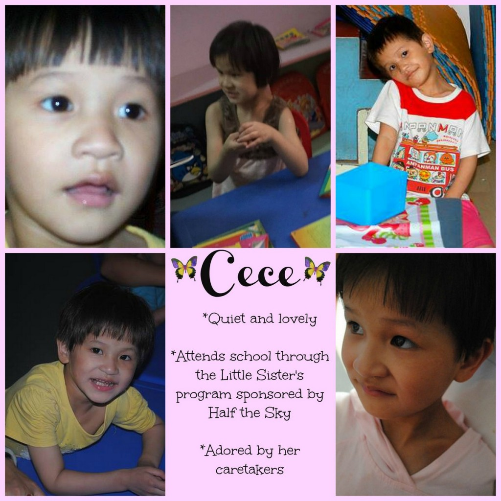 Cece Collage