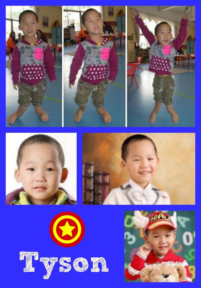 Tyson Collage