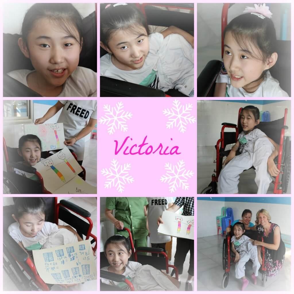 Victoria Collage