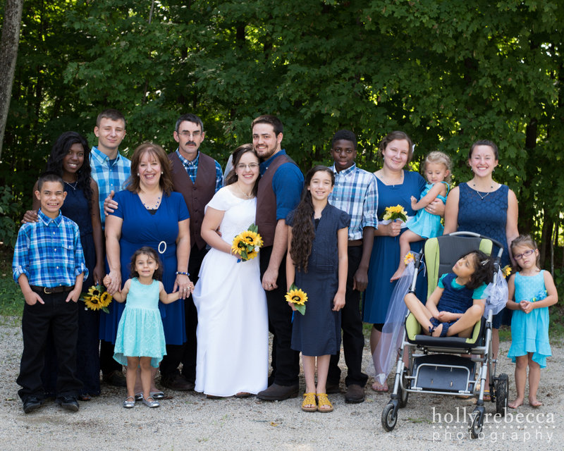 View More: http://hollyrebeccaphotography.pass.us/wedding-b-gfamily--open