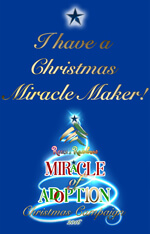 I have a miracle maker