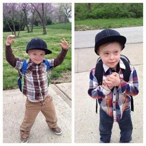 Ethan (Roman) & Silas (Dante) 2013