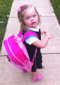 1st day of school 2014