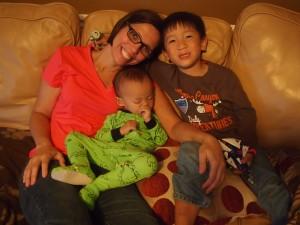 pellegrinofamily