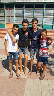sibling boys