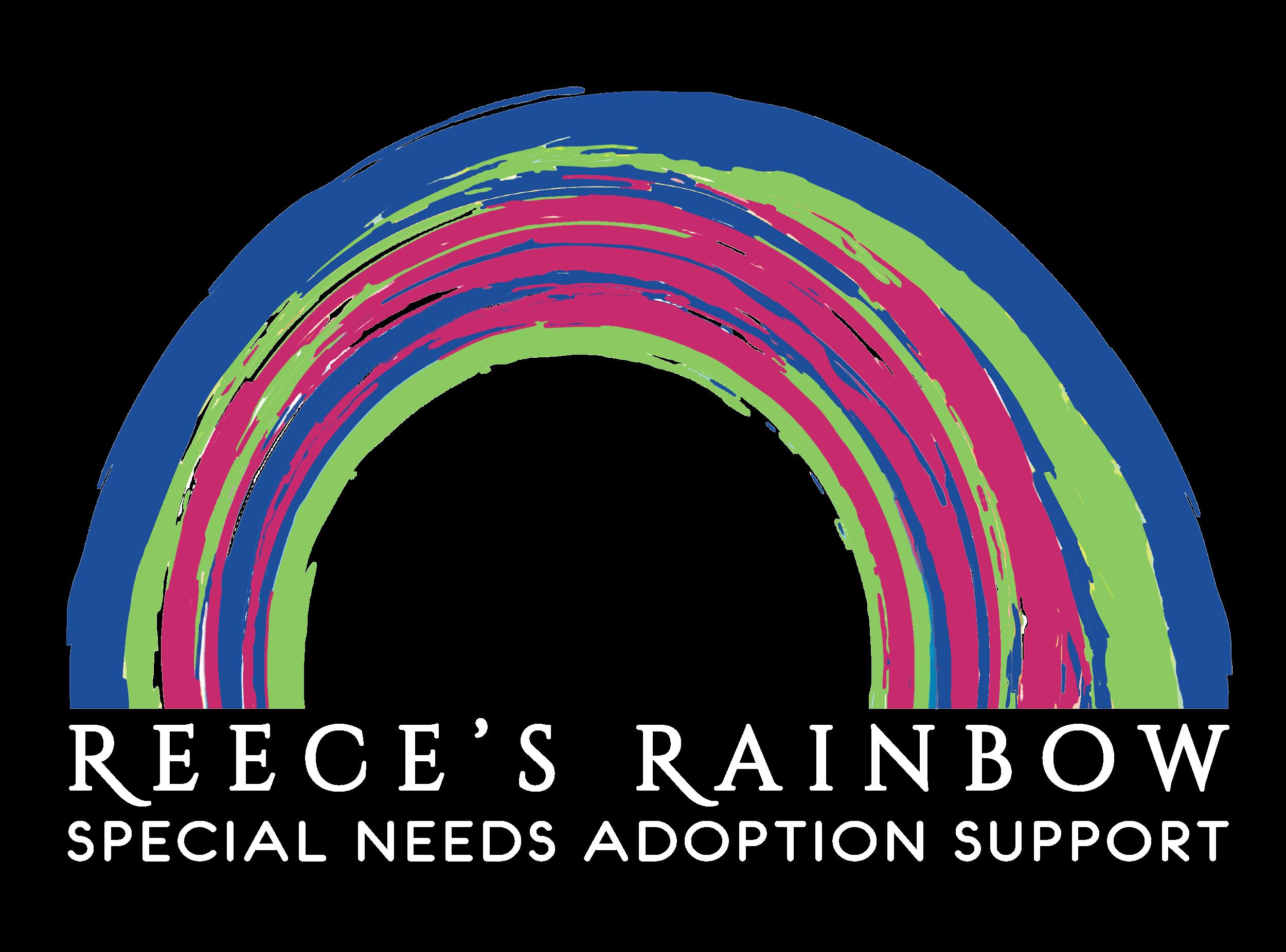 Reece's Rainbow logo