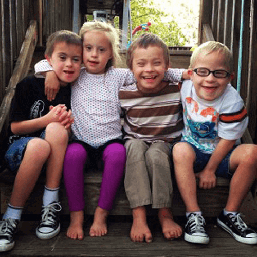 Reeces rainbow down syndrome adoption grant foundation these are the families who have taken a leap of faith and committed to adopt one or more of our orphaned children most recently ccuart Gallery